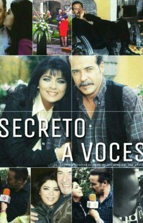 SECRETO A VOCES by vickyandcesar95