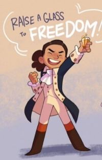 John Laurens x Reader  cover