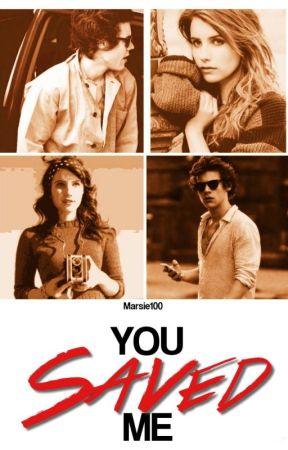 You Saved Me ● Harry Styles AU by marsie100