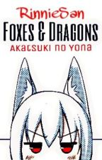 Foxes & Dragons | Akatsuki no Yona by RinnieSan