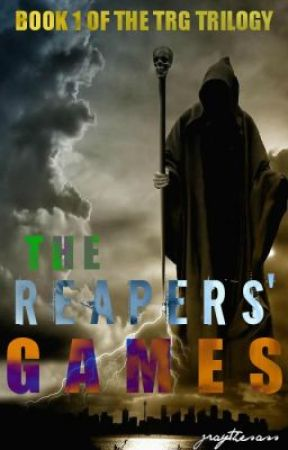 The Reapers' Games by jraythesass