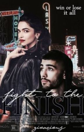 Fight To The Finish || z.m. by zivacious