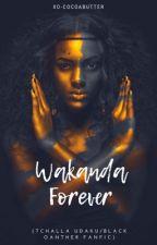 Wakanda Forever (T'Challa Udaku/Black Panther) by NalaWoods