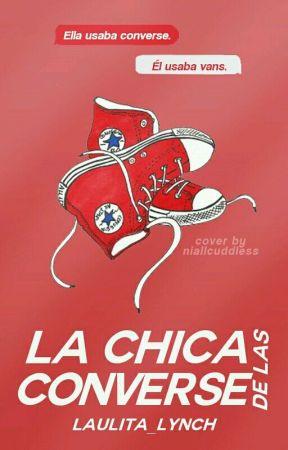 La Chica De las Converse  by XxLau_nxX