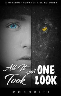 All It Took Was One Look (BoyxBoy) {Book1: Blue Moon Series}[Sample](On Amazon!) cover