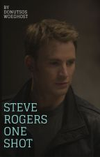 STEVE ROGERS ONE SHOT by donutSOS