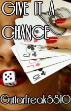 Give It A Chance (Student/Teacher) Short Story (Completed) by guitarfreak8810