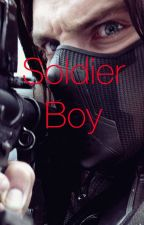 Soldier Boy (Bucky x Reader) by absolute_mess