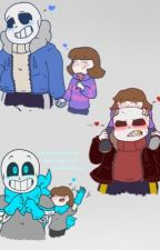 Sans and reader oneshots by SuperFanGirl1738