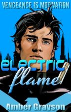 Electric Flame by Amber_Grayson