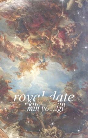 royal date. myg + ksj by 2seoks