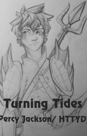 Turning Tides (Percy Jackson/HTTYD crossover) by LushenPudding