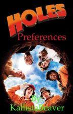 Holes preferences by Kallista1318