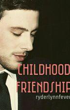 Childhood Friendship (Glee & Finn Hudson Fanfiction) by ryderlynnfever