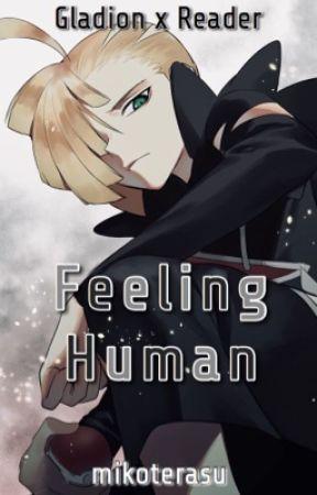 Feeling Human [Gladion x Reader] by mikoterasu