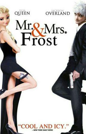 Mr&Mrs.Frost by CaellePierre1