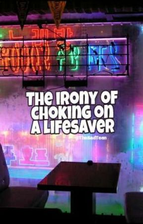 〄 the irony of choking on a lifesaver 〄 || נαℓεx #2 by TheSadTeen