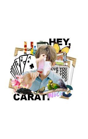 ¡Hey, Carat!; Ingreso by meraki_project