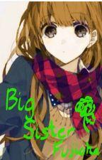 Big Sister Fujioka by hostclubmanager17