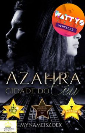 AZAHRA - A cidade do céu (EM PAUSA) by MyNameIsZoeX