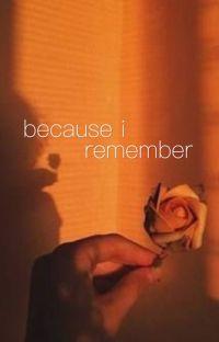 because i remember | jjk cover