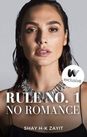 Rule No. 1: No Romance (GirlxGirl) by ShayZayit