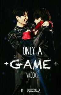 Only A Game (Vkook) (HOT) cover