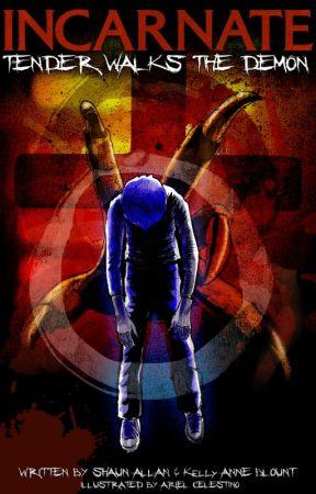Tender Walks The Demon - GRAPHIC NOVEL by IncarnateMovie