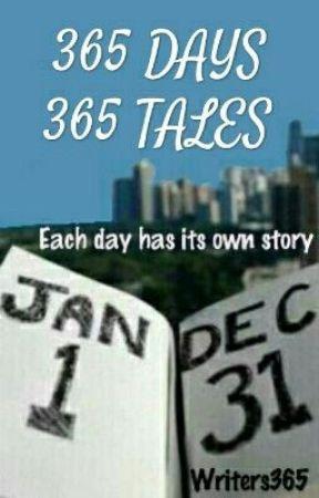 365 DAYS 365 TALES (JUL-DEC) by writers365