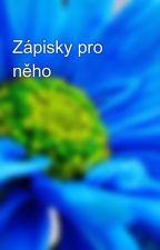 Zápisky pro něho by SabaMrazkova
