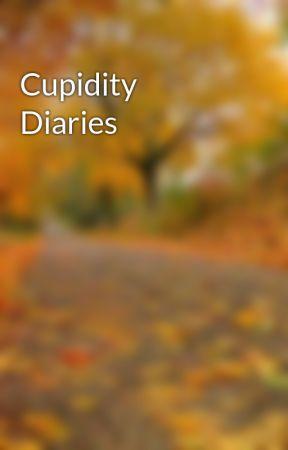 Cupidity Diaries by ImLoyalToSeokmin