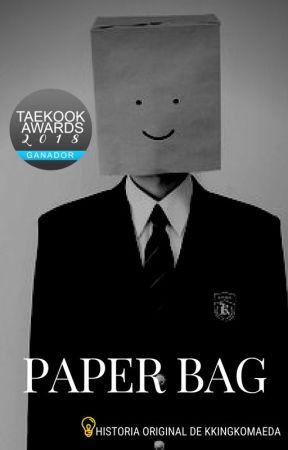 Paper Bag | 못생긴 가방 ─vkook by kkingkomaeda