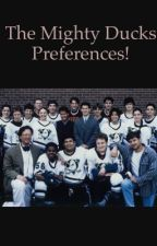 The Mighty Ducks preferences by 80s90saesthetic