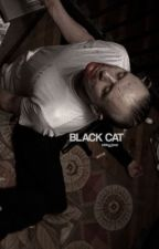 BLACK CAT ▸ KLAUS MIKAELSON by -kittyjoon