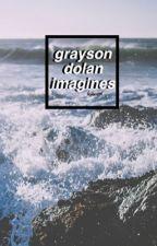 grayson dolan imagines by heyitscar0l