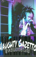 Naughty Gazetto!  by vkeiwonderland