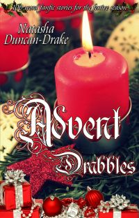 Advent Drabbles - Revelations in a Broom Cupboard (Harry Potter, Drarry) cover