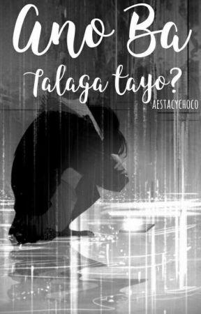 Ano ba talaga Tayo? (ONE SHOT) by milkshe