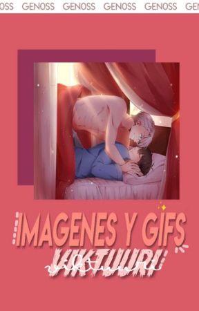 imágenes y gifs viktuuri by GEN0SS