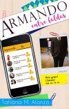 Armando entre faldas © cover