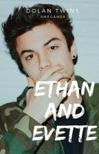 Ethan and Evette by dolantwins09