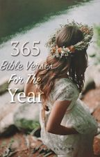 365 Bible Verses for the Year by theotherideas