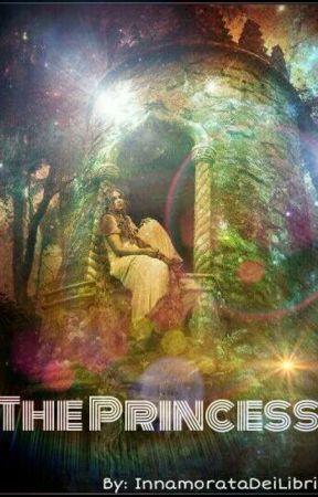 The Princess by innamoratadeilibri01