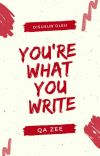 You're What You Write cover