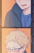 "Eleven Ways to say ""I love you""|| Tsukishima Kei x Reader by glumstars"