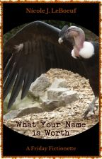 What Your Name is Worth (excerpt) by NicoleJLeBoeuf