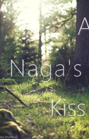 Reader X Naga: A Naga's Kiss by Derpynamia
