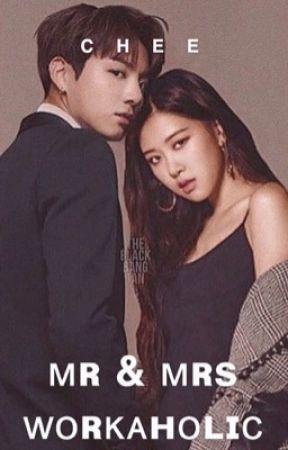 Mr & Mrs Workaholic (BTS Jungkook FF) by ItsCheeXO