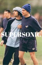 supersonic | liam gallagher / damon albarn by martials
