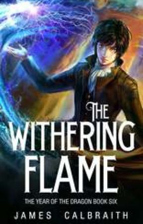 The Withering Flame (sample) by JamesCalbraith